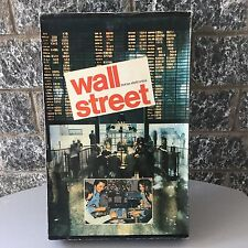Vintage  70s#Board Game Electronic Wall Street  Bank#NIB