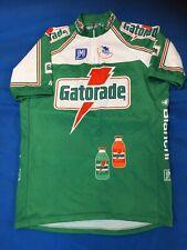 Gatorade Cycling Jersey Santine Made Bianchi XXL