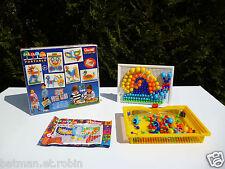 ☺ Jeux Éducatif Jouet Fantacolor Portable 160 Clous
