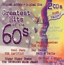 Greatest Hits of the 60s CD