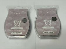 Lot of 2 Scentsy 3.2 oz Wax Bars  Scent CHERISHED.Free Shipping