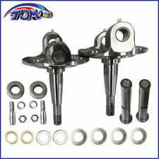 Straight Axle Round Spindle With King Pin Kit For 1928 1948 Ford Fits 1939 Ford