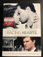 Racing Hearts (DVD, 2015,)