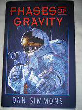 ***1st US HB Edition/Printing*** Phases of Gravity by Dan Simmons (NEW)