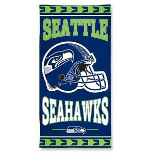 NFL Strandtuch 150x75 cm Seattle Seahawks