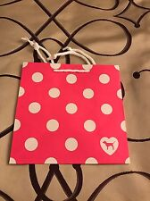 Victoria's Secret *LOVE PINK* Small Gift/ Shopping Bag