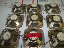 4 Inch 8 ohms speakers