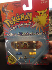 POKEMON MINI SKATEBOARD REMOVABLE WHEELS & WRENCH NEW JINX