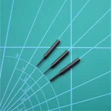 3 Pin Set For Our Full Metal Bracelet Link Removal Tool size  0.6 - 0.8 - 1.0mm