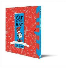 Dr. Seuss - The Cat In The Hat [60th Birthday, Slipcase Edition] by Dr. Seuss (Hardback, 2017)