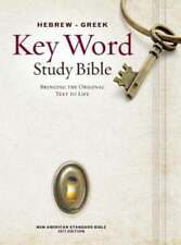 Hebrew-Greek Key Word Study Bible-NASB by Dr. Zodhiates, Spiros: New