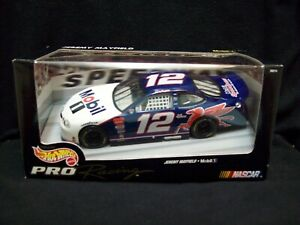 Hot Wheels Pro Racing Jeremy Mayfield Mobil 1 1:24 Scale Nascar.