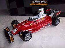 Exoto FERRARI 312T #12 NIKI LAUDA 1975 F1 CAMPIONE DEL MONDO 1:18 DIECAST Nuovo di zecca con scatola