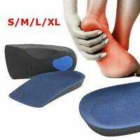 Medical Orthotic Insoles Arch Support Cushion Plantar Fasciitis Pad Feet Care 2X