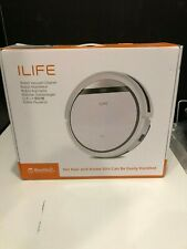 ILIFE V3s Pro Robotic Vacuum - Pet Hair Care, Powerful Suction, Auto Charge