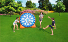 Inflatable Kickball Dartboard -outdoor Family Party Kids Game, Childs Soccer Toy