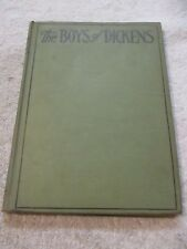 "Prior to 1929, ""Boys Of Dickens"" Retold."