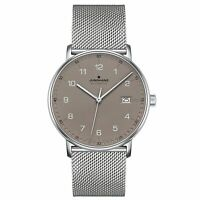 Junghans 027-4836.44 Men's Form A Taupe Automatic Watch