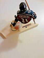 McFarlane NHL Hockey Peter Forsberg Avalanche Avs AWAY Jersey Loose Figure MINT