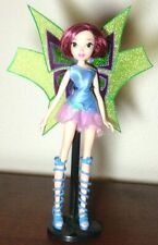 Winx Club Tecna doll WINGS ONLY- MYTHIX doll replacement wings