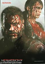 Metal Gear Solid 5 / El Fantasma dolor Limited Collector's Edition sangre Cartel