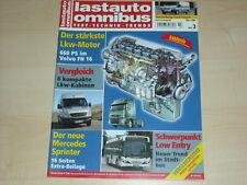 59676) Volvo FH 16 - Ford Transit Lastauto Omnibus 03/2006