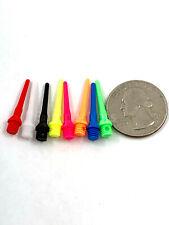 250 Darts Soft Tips 2ba Size,Tufflex Short, Plastic Extremely Durable