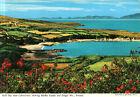 Ireland  -  Kells Bay near Cahirciveen - showing Blasket Islands and Dingle Mts.