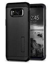 Spigen Coque Galaxy S8 Plus, [Tough Armor] HEAVY DUTY [Noir] Protection Ext