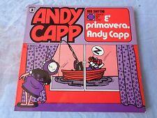 ANDY CAPP ED.CORNO COMICS-BOX DE LUXE E' PRIMAVERA ANDY CAPP N°60 MAGGIO 1983