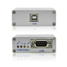 KWP2000 Plus OBD2 ECU Flasher Chip Tuning Kit ECU Engine Tune Remap for PC