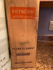 Hitachi Hydraulic Filter Assembly 4656608 Oem New In Package John Deere