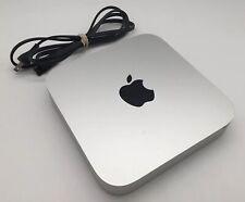 Apple Mac Mini 5,3 Desktop Intel i7-2635QM 8GB RAM 500GB HDD 500GB SSD MC936LL/A