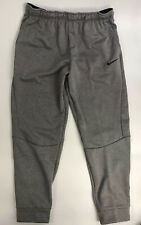 Nike Mens Joggers Pants Dri-fit - Therma Sphere - Grey - XL - RRP £67.95