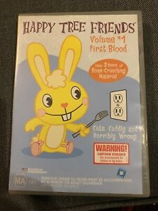 Happy Tree Friends - First Blood : Vol 1