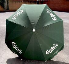 Carlsberg Parasol Pub Garden Beer Umbrella