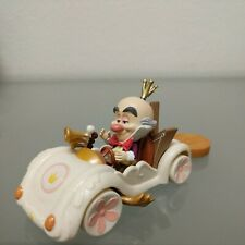 Wreck-It Ralph Sugar Rush Racers KING CANDY Figure & Car Disney Key Complete WKS
