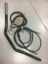 HANDLEBAR AND CABLES OEM STOCK HEIGHT 2014 - 2020 YAMAHA BOLT