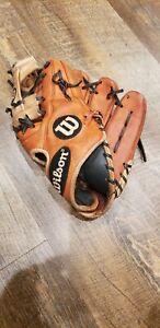 Wilson  A2K 11.5  baseball glove Throwing Hand- Right. Please read description.