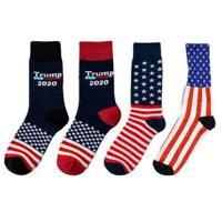 Donald Trump President Socks 2020 Make America Great Again Republican Stock E7G1