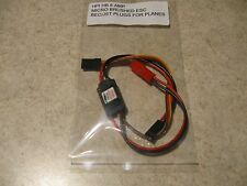 HPI HB 8 AMP MICRO BRUSHED ESC SPEED CONTROLLER BEC/JST PLUGS