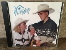 Pamela K Ward and Troy F Cook CD Indie Country Music