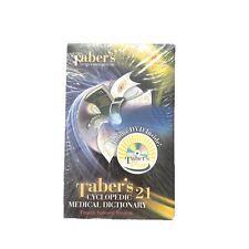 Taber's Cyclopedic Medical Dictionary 21st Edition (Thumb Index) w/ Bonus DVD