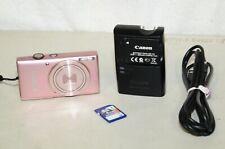 Canon PowerShot ELPH 115 IS Digital Camera - Pink