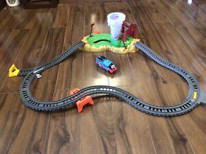 thomas the tank engine trackmaster sets Twisting Tornado Set