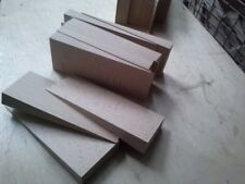 6 große Hartholzkeile 200x60x40m Buche (LxBxH)