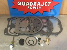 Quadrajet Rebuild Kit. Cadillac 67-69, Pontiac 68-69