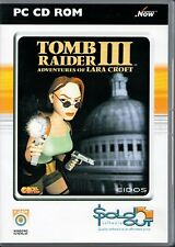 PC - Tomb Raider III (PC: Windows, 1998) - European Version - Lara Croft