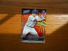 2016 Panini National Exclusive Corey Seager Angular Refracto SP RC #69 #d /99 MT