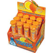 Zipfizz Healthy Sports Energy Drink Mix, Orange Soda, 12 ct